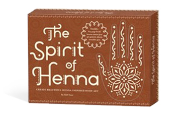 The Spirit of Henna - The Book Shop