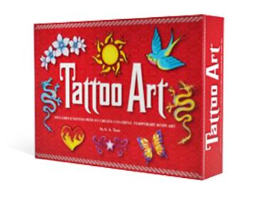 Tattoo Art - The Book Shop