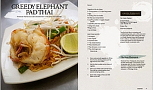 Asian Noodle Recipes - Interior