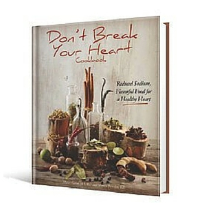 Don't Break Your Heart Cookbook - The Book Shop