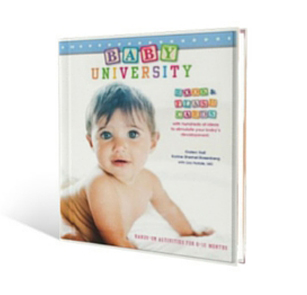Baby University - Cover
