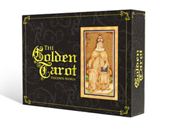 Golden Tarot - The Book Shop