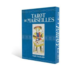 Tarot de Marseilles - Cover
