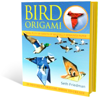 Bird Origami - The Book Shop