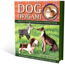 Dog Origami - The Book Shop