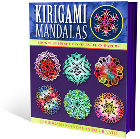 Kirigami Mandalas - Origami - The Book Shop