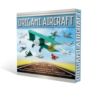 Origami Aircraft - The Book Shop