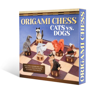 Deluxe Origami Chess - the Book Shop