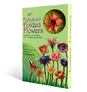 Fabulous Folded Flowers - The Book Shop