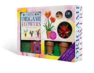 Mini Origami Vases