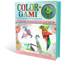 Color-Gami Origami - The Book Shop