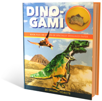 Dino-Gami Origami - The Book Shop
