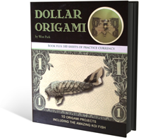 Dollar Origami - The Book Shop