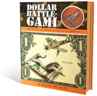 Dollar Battle Origami - The Book Shop