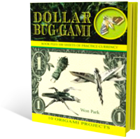 Dollar Bug Origami - The Book Shop