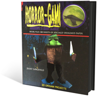 Horror-Gami - The Book Shop