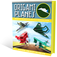 Origami Planes - The Book Shop