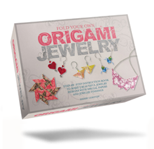 Origami Jewelry - The Book Shop