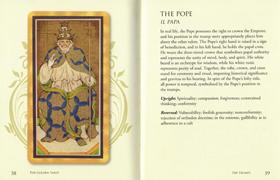 The Golden Tarot - Spread 1