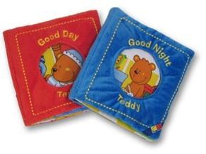 Good Day Teddy, Good Night Teddy