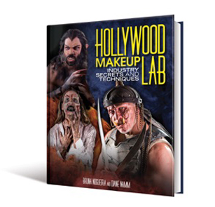 Hollywood Makeup Lab - The Book Shop