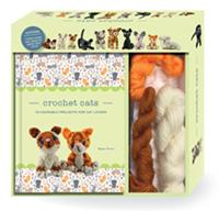 Cat Crochet - The Book Shop