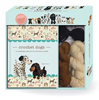 Dog - Crochet - The Book Shop