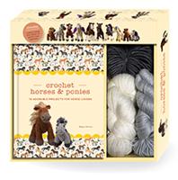 Horses - Crochet - The Book Shop