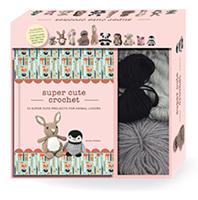 Super Cute Crochet - The Book Shop