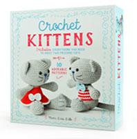Crochet Kittens Kit