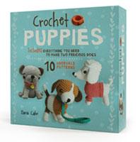 Crochet Puppies Kit