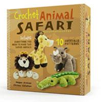Crochet Animal Safari